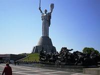 Родина-мать (монумент)