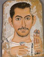 Мужчина (фаюмский портрет)