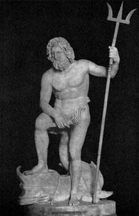 Посейдон (скульптура, IV в. до н.э.)