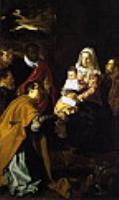 Поклонение волхвов. 1619