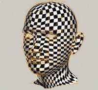 Полигональная модель головы
