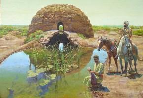 Сардоба -Хранилище воды