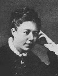 Елена Дмитревна Поленова