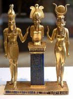 Осирис, Изида и Гор (статуэтка)