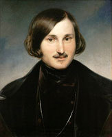Портрет Н.В. Гоголя (Ф. Моллер)