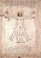 Витрувианский человек (Леонардо да Винчи)